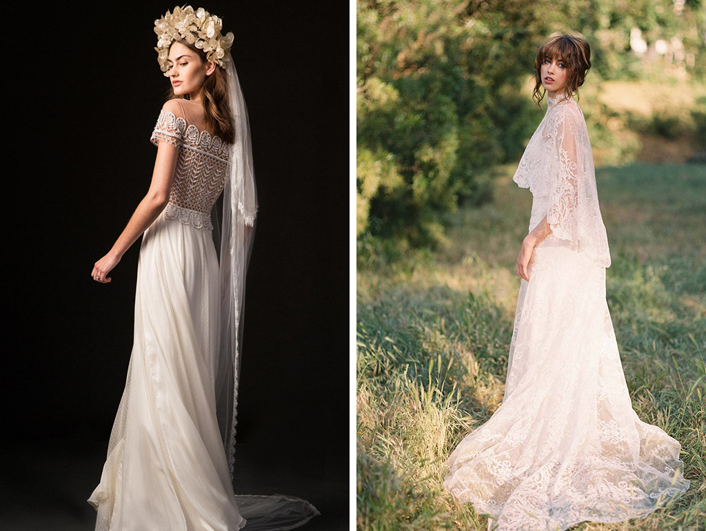 Wedding Dresses to Suit a Rural Wedding