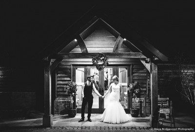 Night-time Wedding Photography