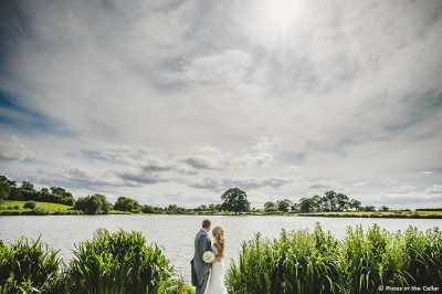 Pixies In The Cellar - Lake Wedding Photograph