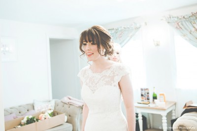 Lisa Howard - Bridal Preperations