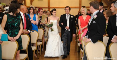 The Oak Barn Wedding Ceremonies