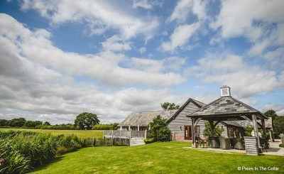 Celebrate at this exclusive use barn wedding venues in Cheshire