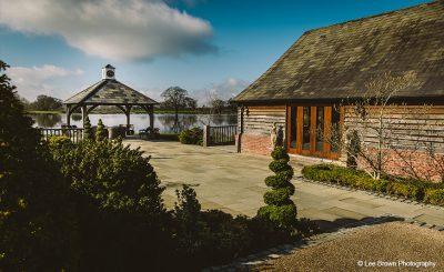 Lakeside wedding venue in Cheshire