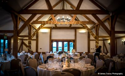 The Oak Barn provides the perfect setting for a romantic and cosy autumn