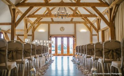 Idyllic places to get married in Cheshire - outdoor weddings available