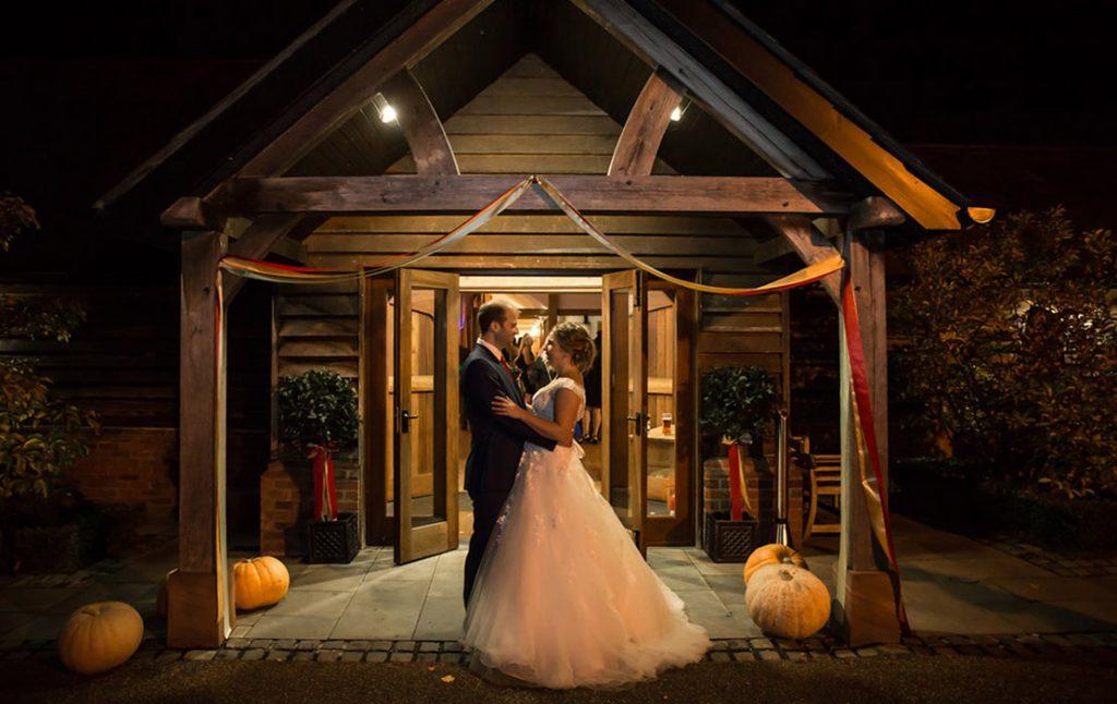 lorna and paul autumn wedding sandhole oak barn wedding venues cheshire