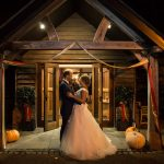 lorna and paul autumn wedding sandhole oak barn wedding venues cheshire