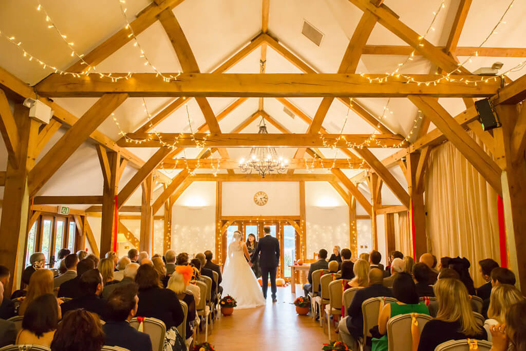 wedding ceremony marriage vows sandhole oak barn wedding venues cheshire