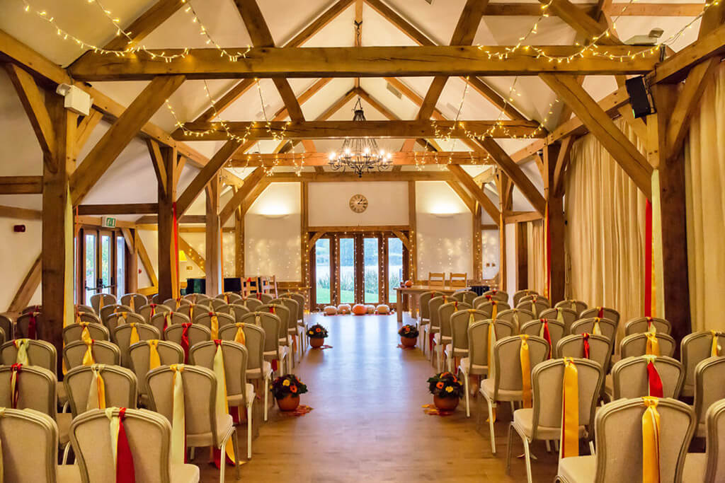 wedding ceremony sandhole oak barn wedding venues cheshire