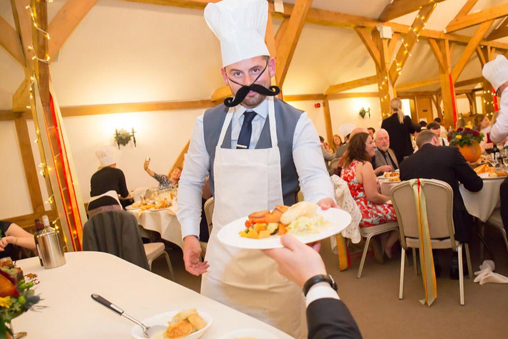 wedding food wedding ideas sandhole oak barn wedding venues cheshire