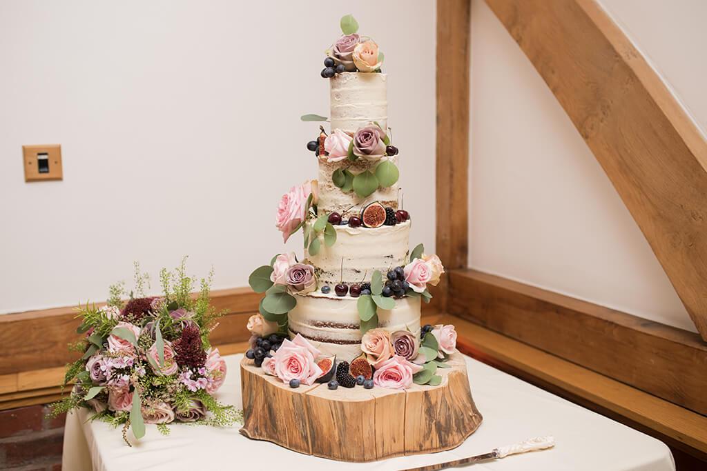 Your Spring Wedding at Sandhole Oak Barn