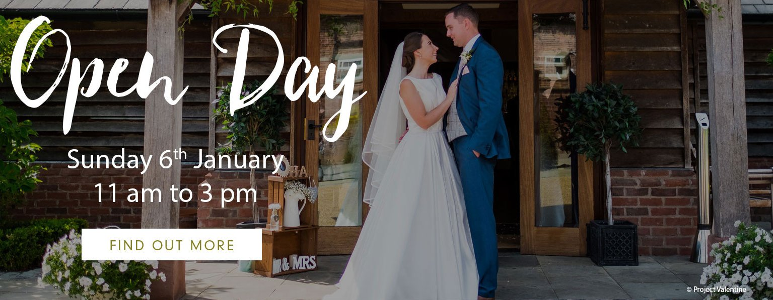 Open Day January 2019