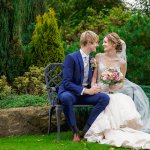 Zoe and Michael wedding at Sandhole Oak Barn
