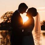 Lisa and Adam's Romantic Autumn Wedding at Sandhole Oak Barn