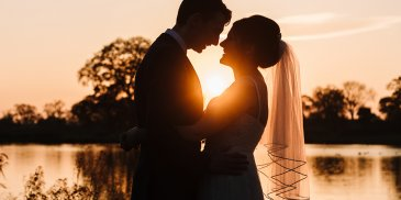 Lisa and Adam's Romantic Autumn Wedding at Sandhole Oak Barn