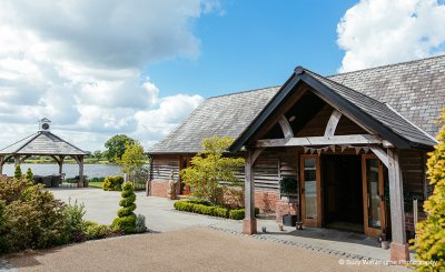 Sandhole Oak Barn near Manchester is the perfect setting for your outdoor barn wedding