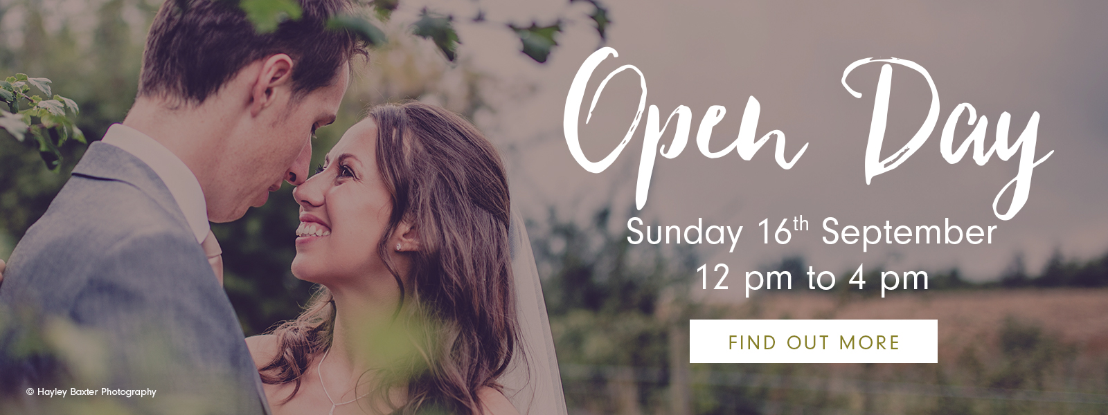Open Day September 2018
