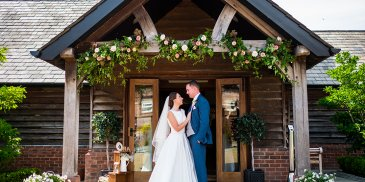 Why couples fall in love with Sandhole Oak Barn